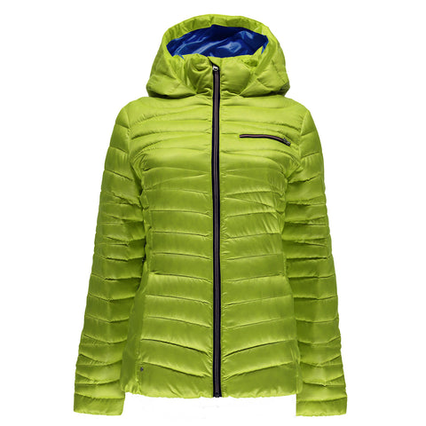 Spyder Women's Timeless Hoody Down Jacket