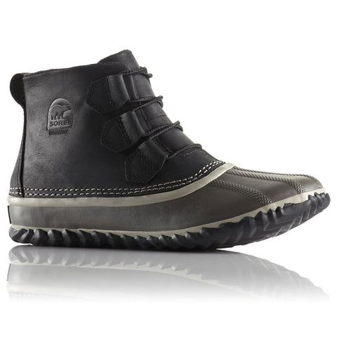 Sorel Women's Out N About Leather Waterproof Boots
