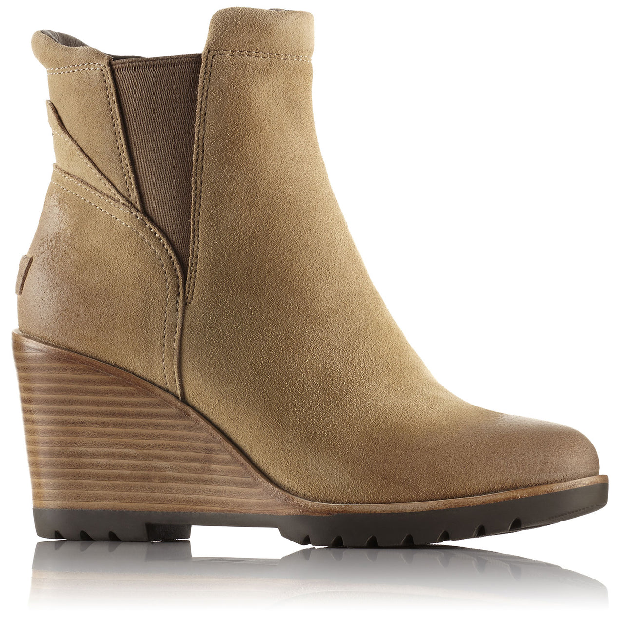 7a300a42718 Sorel Women s After Hours Chelsea Suede Boots