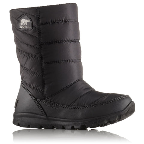 Sorel Big Kid's Whitney  Mid Waterproof Boots -25F/-32C