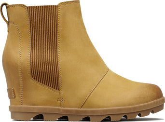 7d1b505afc02 lazy-loading-gif Sorel Joan Of Arctic II Wedge Chelsea Boots - Women s  Camel Brown