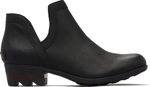 Sorel Lolla Cut-Out Leather Booties - Women's