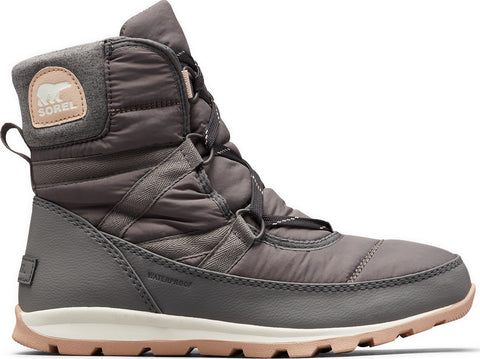 Sorel Whitney Short Lace Boots - Women's