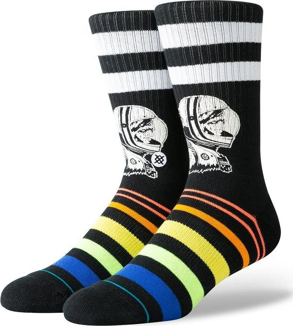 Stance Moon Man Socks - Men's