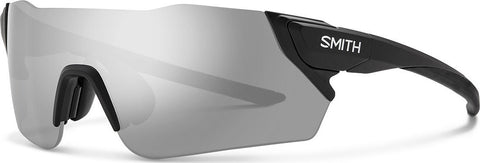 Smith Optics Attack - Matte Black - ChromaPop Lens Sunglasses Sunglasses
