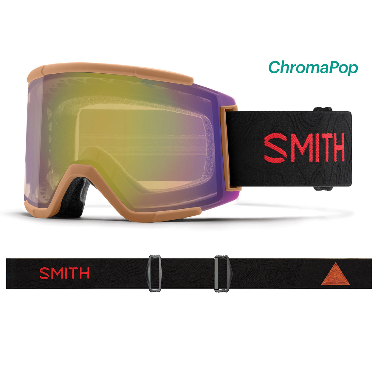 64f6f70111 Smith Optics Squad XL - Athlete Collection - Cody Townsend - Ski Goggles
