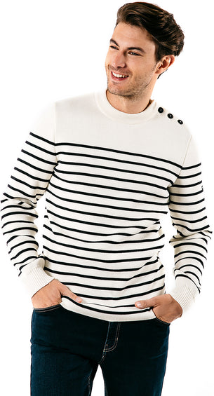Saint James Galiote V R Sweater - Men's