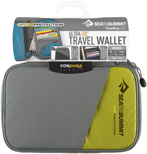 Sea to Summit Travelling Light Travel Wallet RFID - Medium