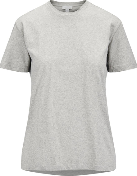 Sunspel Organic Cotton Boy Fit T-Shirt - Women's