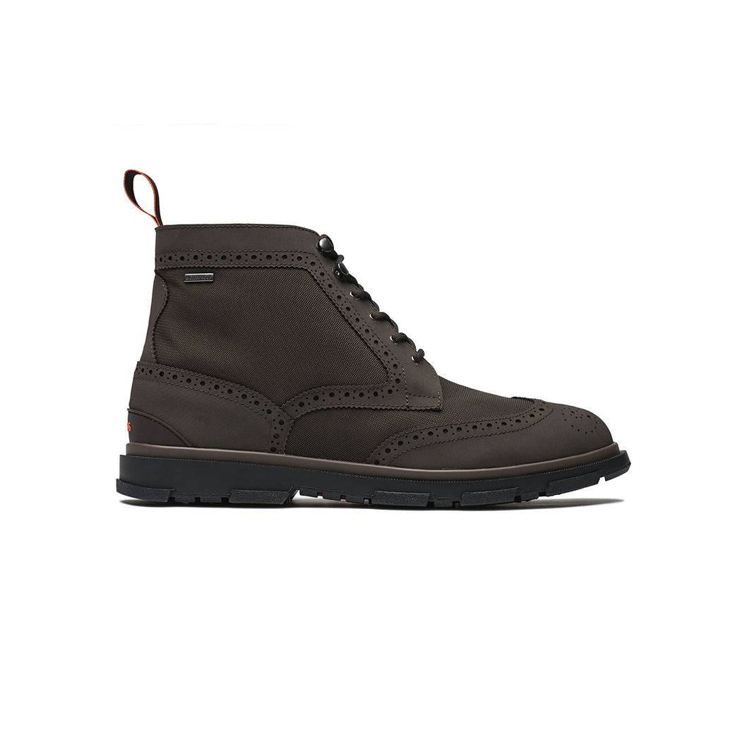 Swims. Bottes Storm Brogue High Homme. $294.99. Bottes Storm Brogue High  HommeBrown - Black ...