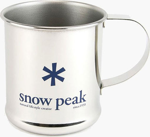 Snow Peak Stainless Steel Cup