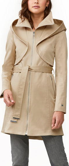 SOIA & KYO Arabella-N Rainwear Coat - Women's