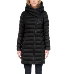Women's Karelle Lightdown Coat With Hood