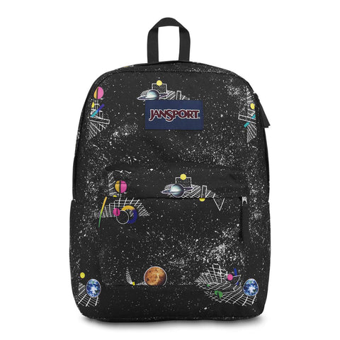 JanSport Superbreak 25L Backpack Space Metrics