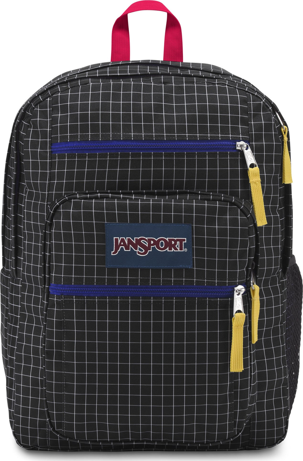 894cb6732c Light Gray Jansport Big Student Backpack – Patmo Technologies Limited