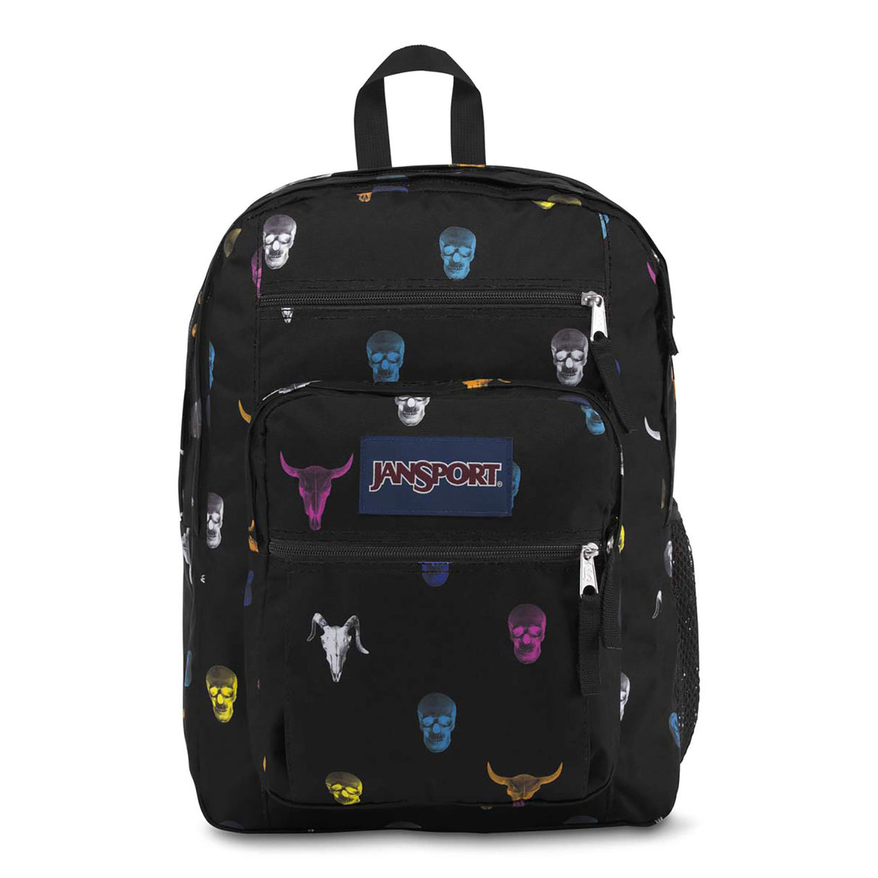 Jansport Big Student 34l Backpack Dead Icons   Altitude Sports 3d885366aa