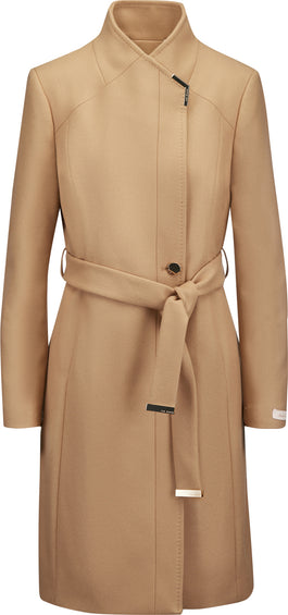 Ted Baker Ellgenc Long Belted Wrap Coat - Women's