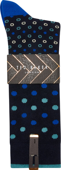 Ted Baker Sanspur Multi Spot Design Socks - Men's