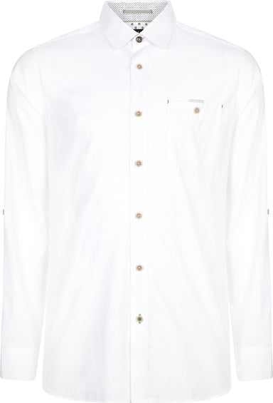 Ted Baker Chemise à manches longues Zachari - Homme
