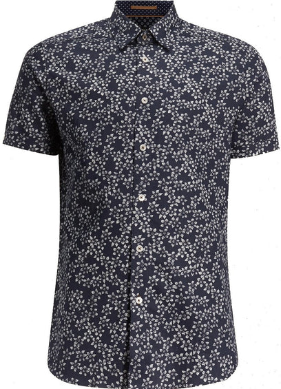 Ted Baker Yepyep Short Sleeved Floral Print Shirt - Men's