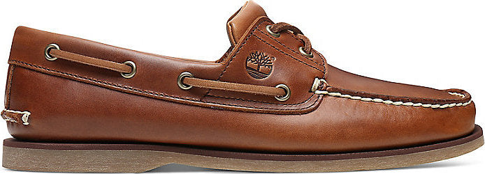 43c78a8a8ad Timberland Classic 2-Eye Boat Shoes - Men's