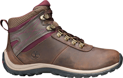 Timberland Norwood Mid Waterproof Hiking Boots - Women's