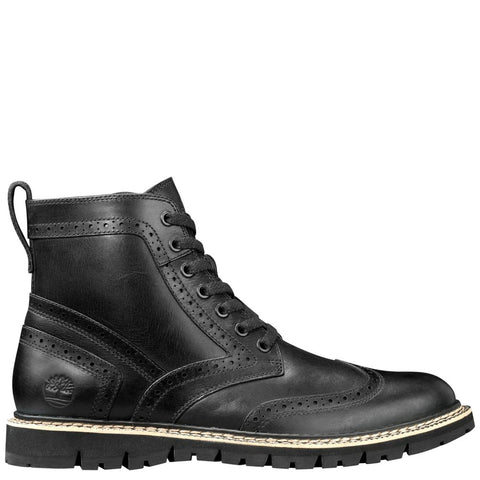 Timberland Men's Britton Hill WingTip Waterproof Boots