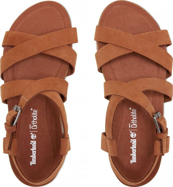 e6c5c5eb0f9 Timberland Malibu Waves Ankle Strap Sandals - Women's | Altitude Sports
