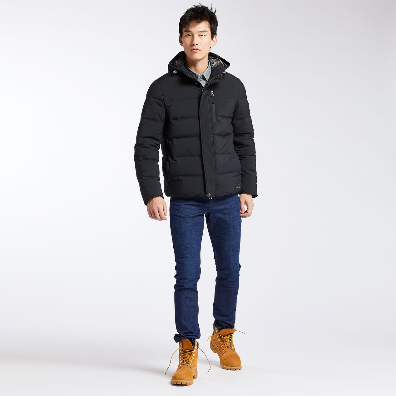 Timberland Men s Goose Eye Mountain Jacket  873de001f