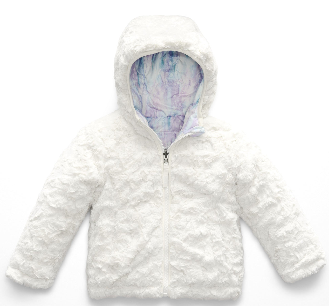 220879a5fccd The North Face Toddler Girl s Reversible Mossbud Swirl Jacket ...