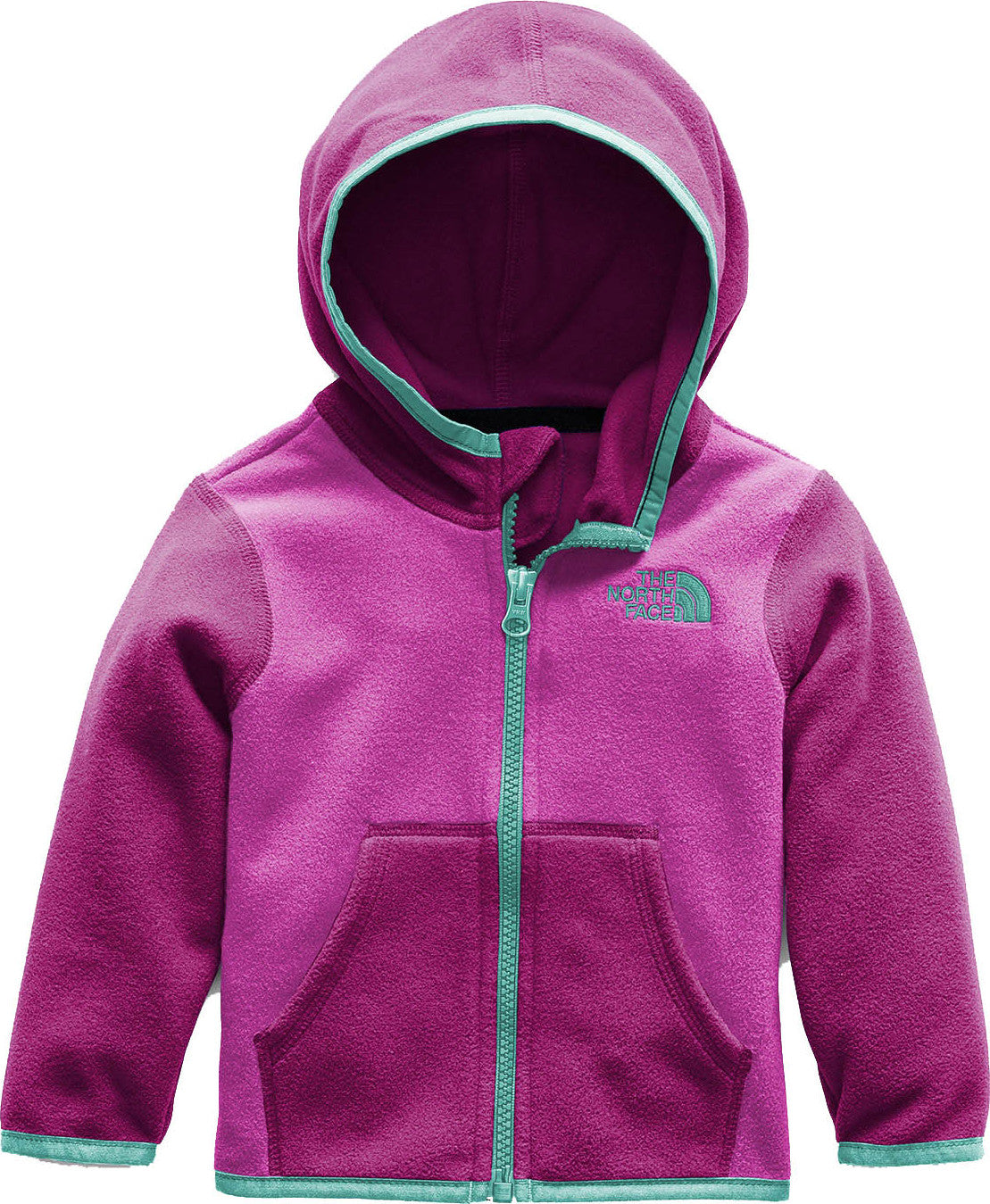 c5d2a0bfd The North Face Infant s Glacier Full Zip Hoodie