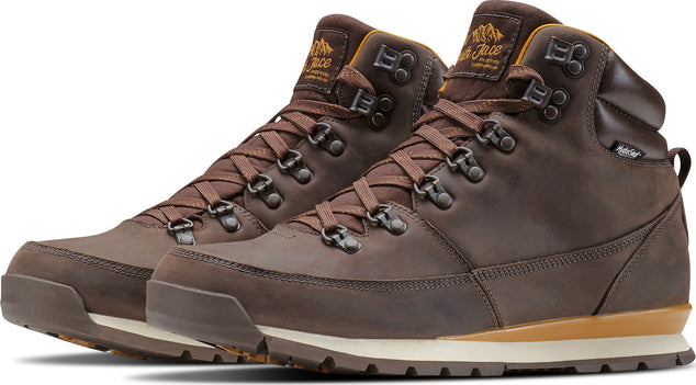 The North Face Bottes en cuir Back-To-Berkeley Redux - Homme