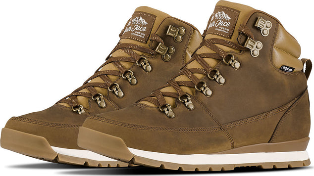 The North Face Back-To-Berkeley Redux Leather - Men's