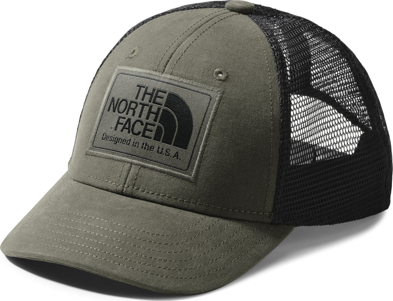 5cbdae87 ... Vintage White; Mudder Trucker - Youth New Taupe Green - TNF Black ...