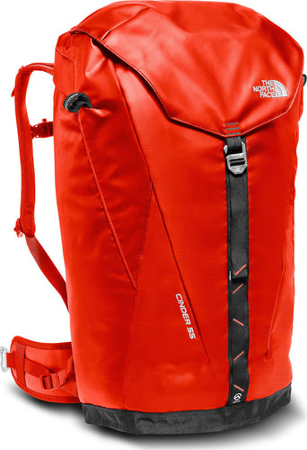 lazy-loading-gif The North Face Cinder Pack 55 L Backpack Fiery Red - TNF  Black b425d9b57b474