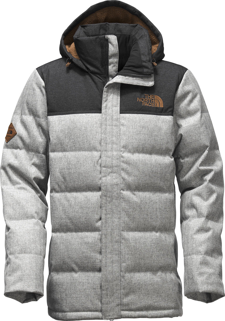 0f1ffd375f The North Face Men s Nuptse Ridge Parka