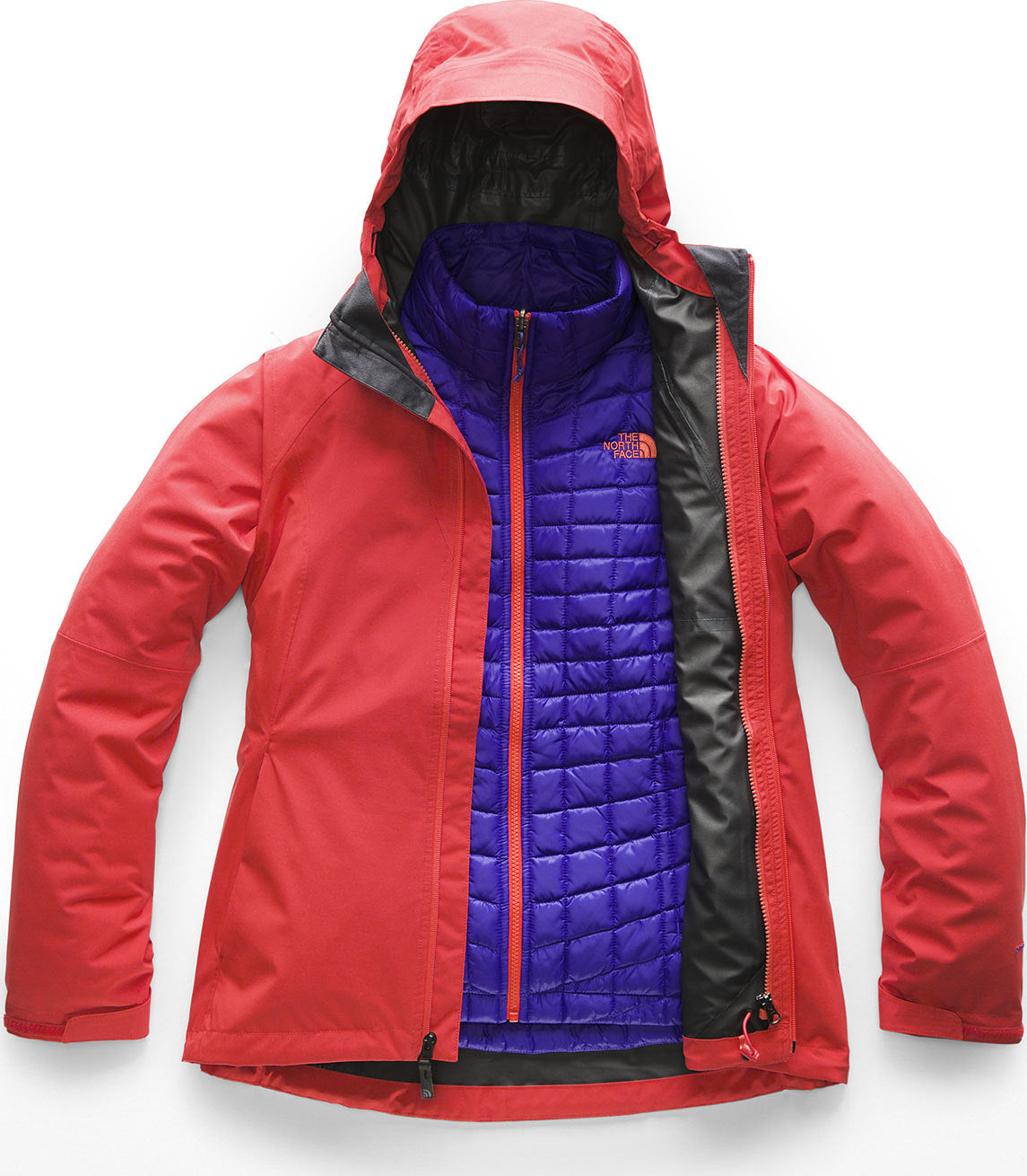 f67f2e6c5668b The North Face Manteau Thermoball Triclimate Femme   Altitude Sports