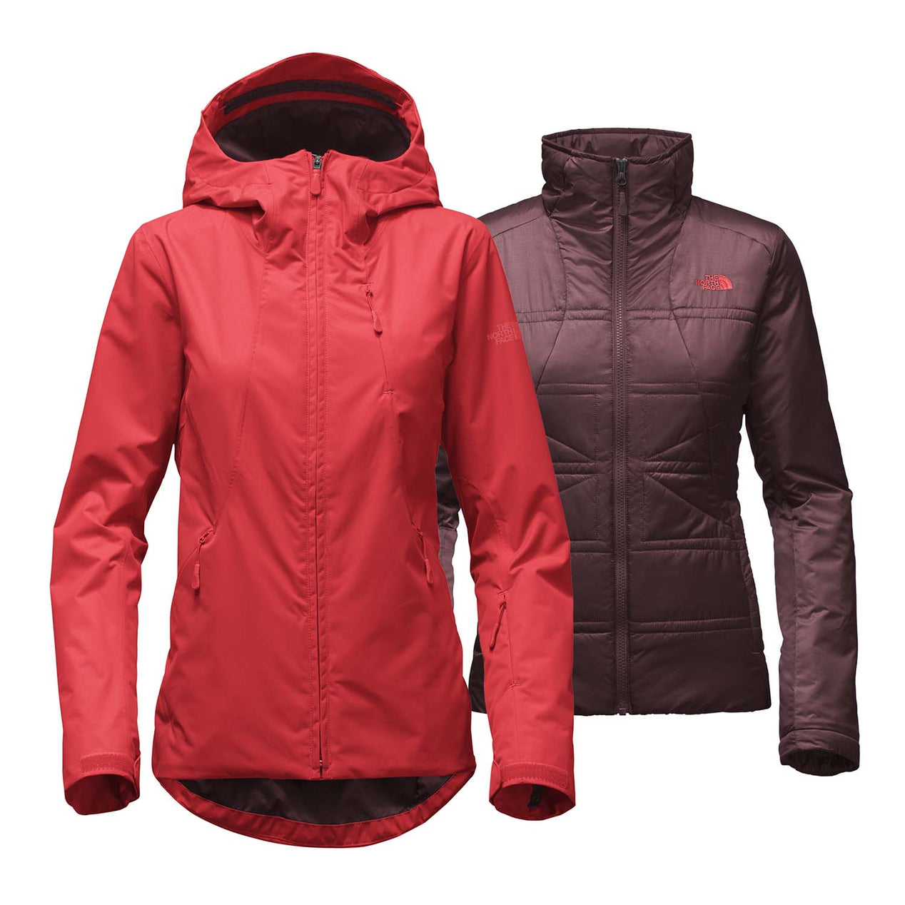 b02e07336d The North Face Women s Clementine Triclimate Jacket