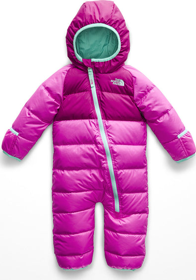 The North Face Lil' Snuggler Down Suit - Infant