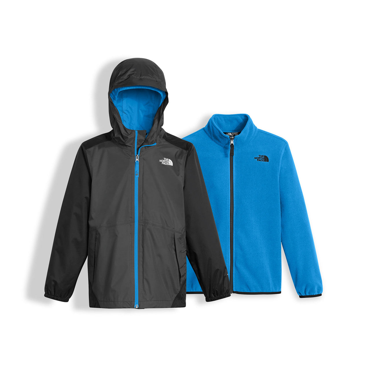 f046e6d87 The North Face Boy's Stormy Rain Triclimate