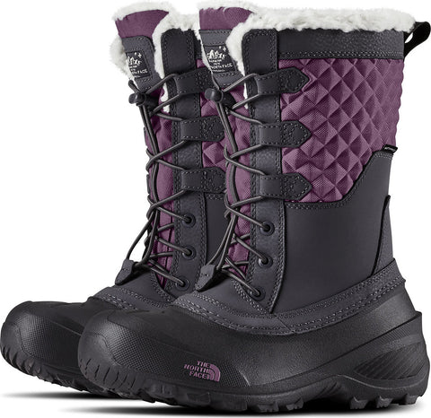 The North Face Youth Shellista Lace III Winter Boots