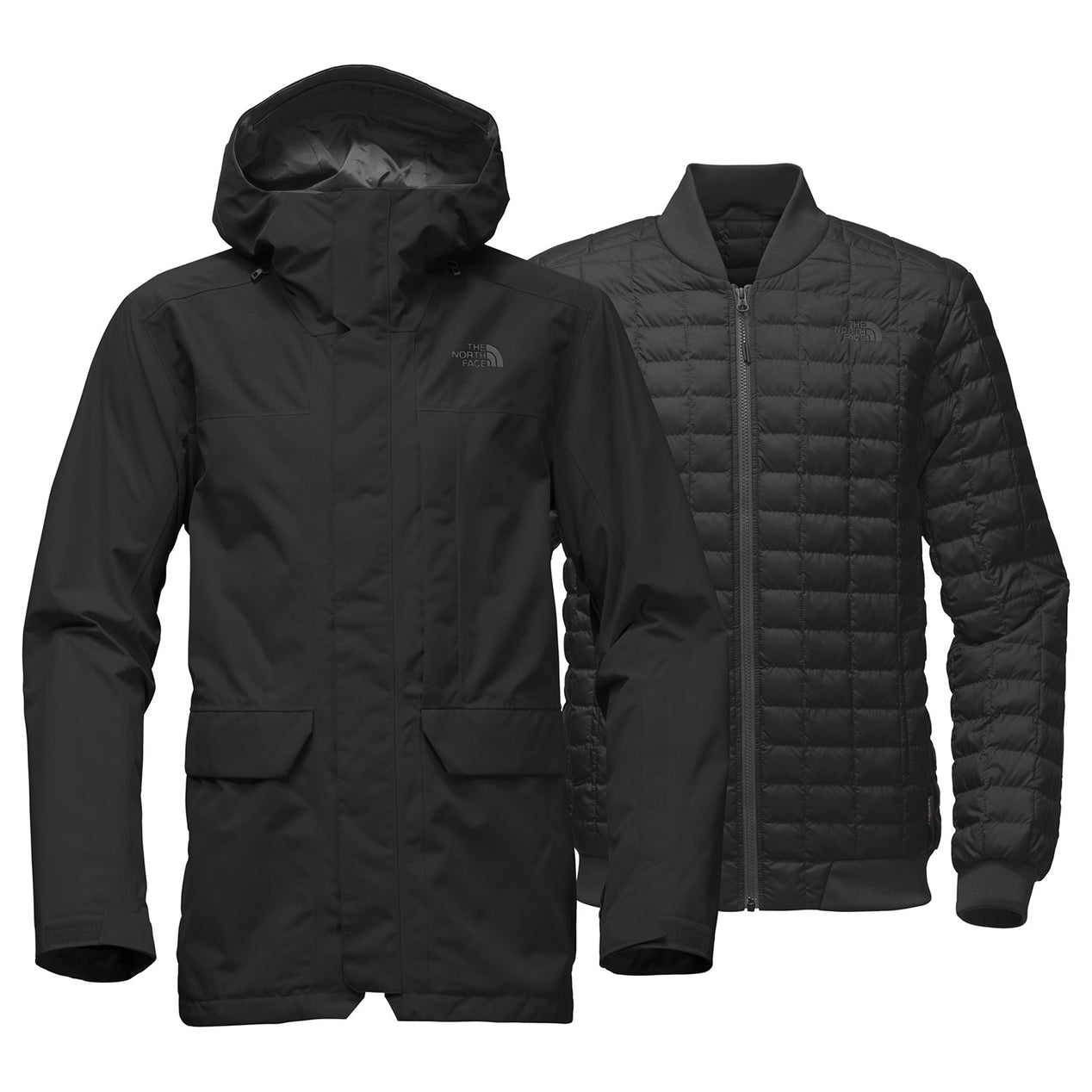 0e3a7208c550 The North Face Men s Alligare ThermoBall™ Triclimate® Jacket Past Season