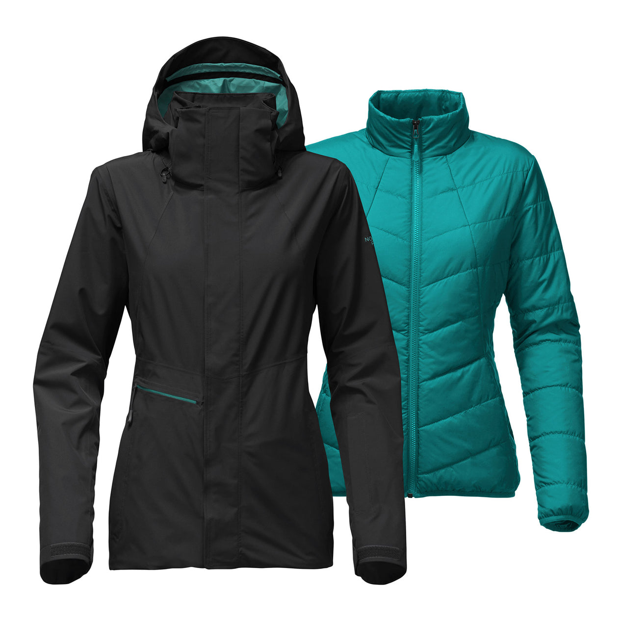 ebddc0d29 The North Face Women's Garner Triclimate Jacket Past Season