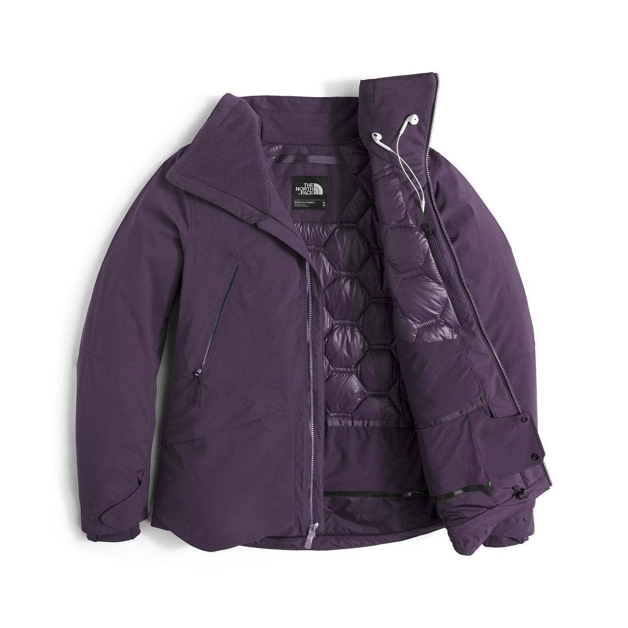 9f4257579 The North Face Women's Diameter Down Hybrid Jacket Past Season