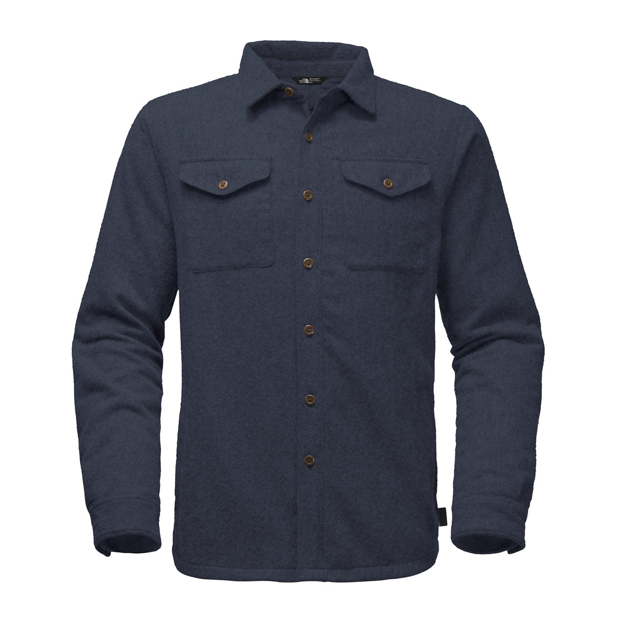 0f51f646e The North Face Men's Cabin Fever Wool Shirt