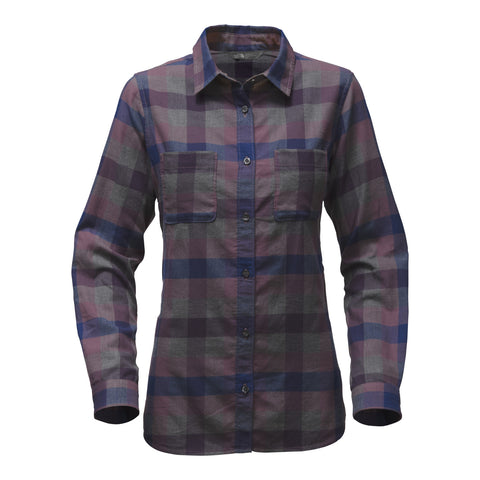 The North Face Women's Long-Sleeve Trail Ready Shirt