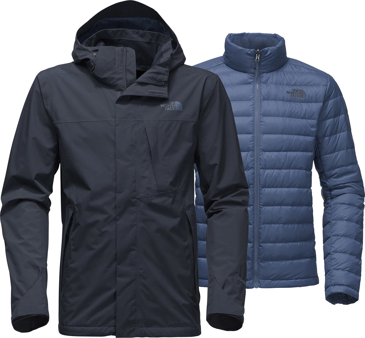 e9d775650b The North Face Men's Mountain Light Triclimate® Jacket   Altitude Sports