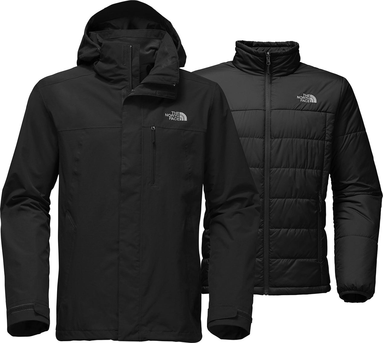 8c16ecf133 The North Face Men's Carto Triclimate® Jacket | Altitude Sports