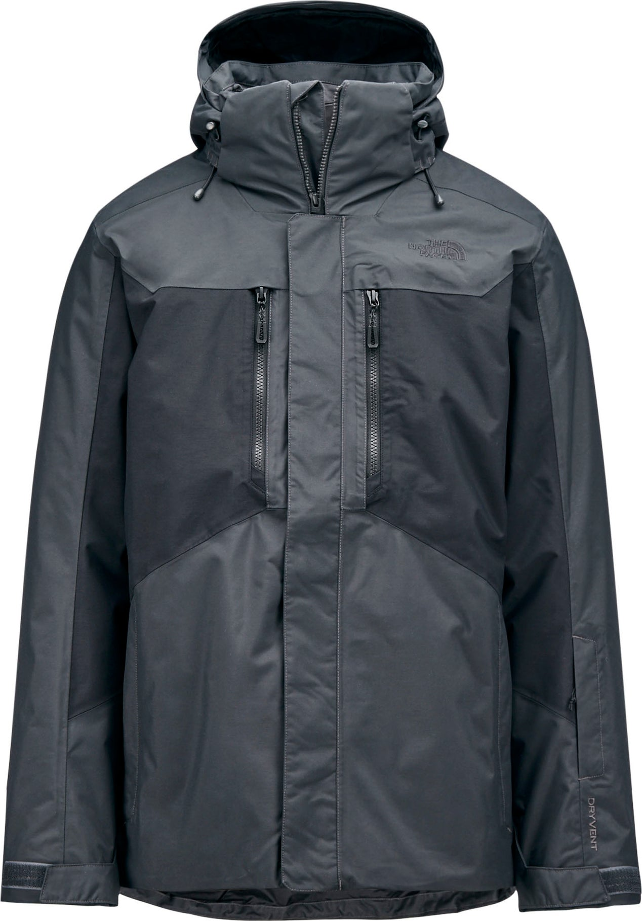 The North Face Men s Clement Triclimate® Jacket - Past Season ... 3b72aa5dc
