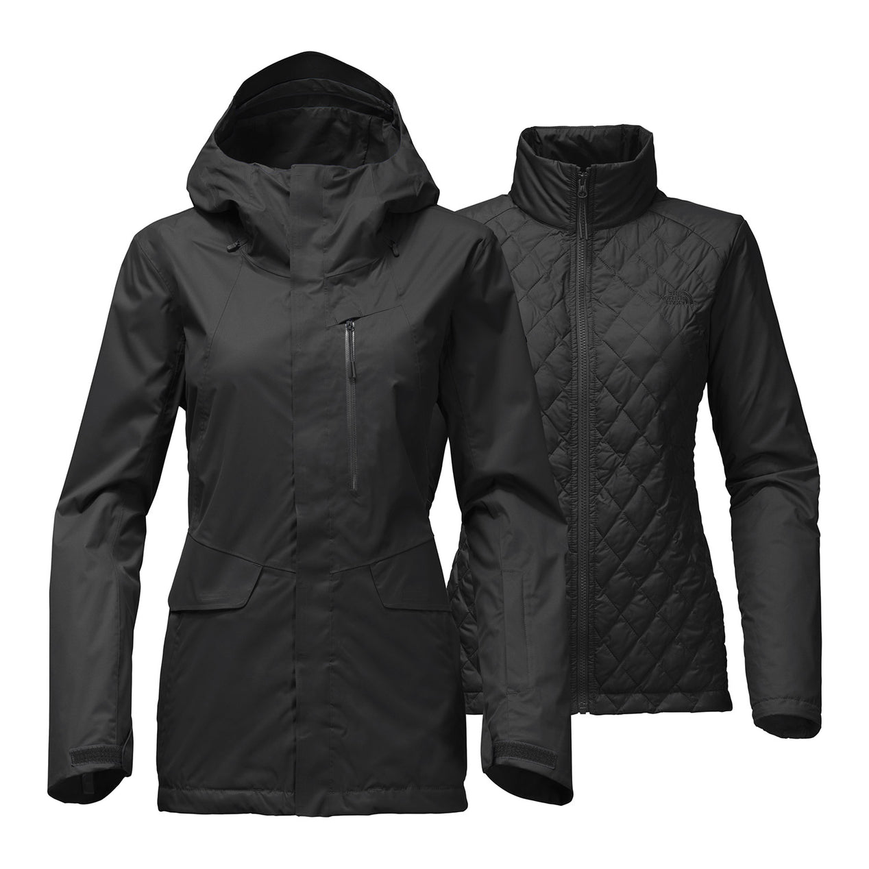 The North Face Women s Thermoball™ Snow Triclimate® Jacket ... 66015234f
